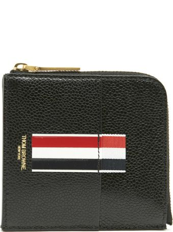 Thom Browne 'square Half' Wallet