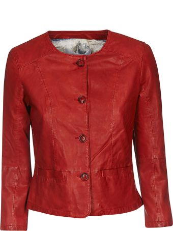 Bully Buttoned Jacket