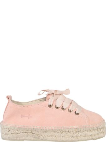 Manebi Platform Sneakers