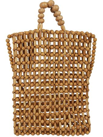 Cult Gaia Riya Beaded Tote