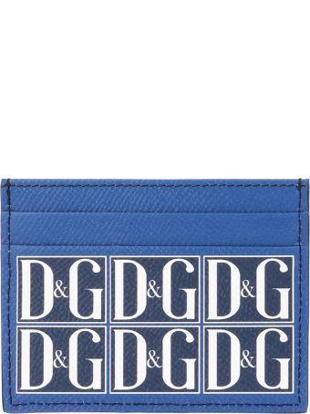 Dolce & Gabbana 'dg Grafico' Cardholder