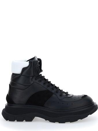 Alexander McQueen High Top Sneakers