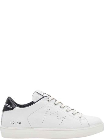 Leather Crown M Iconic 3 Sneakers