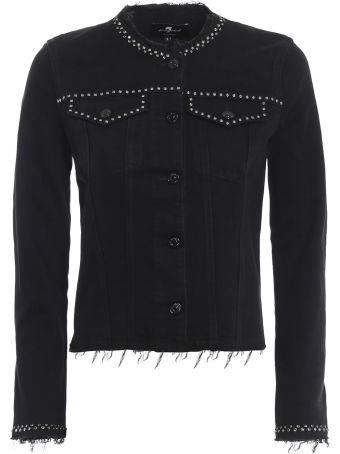 7 For All Mankind Vintage Denim Jacket