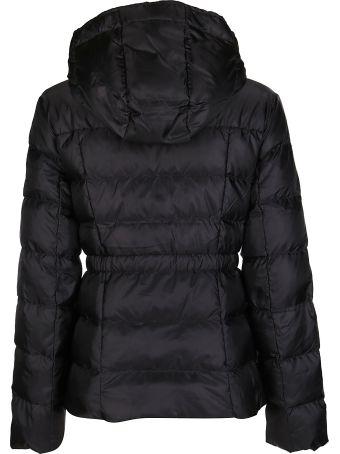 MICHAEL Michael Kors Black Puffer Jacket