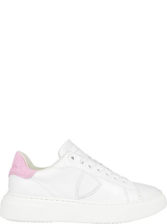 Philippe Model Temple Femme Platform Sneakers
