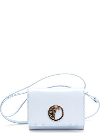 Versace Collection Versace Collection Patent Leather Shoulder Bag