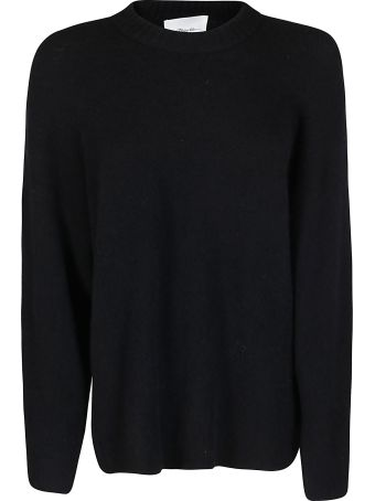 3.1 Phillip Lim Black Wool-alpaca Blend Jumper