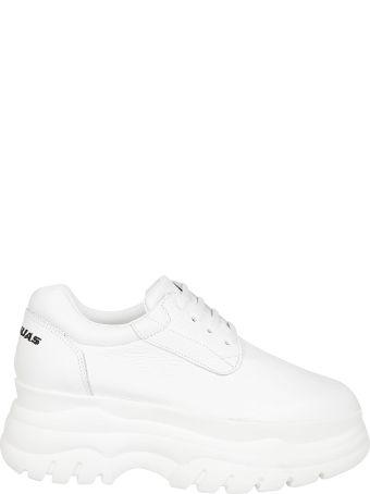 Joshua Sanders Ridged Platform Sneakers