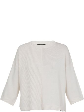 Weekend Max Mara Wool And Cotton Sweater