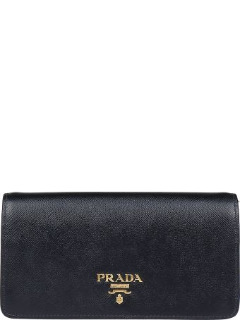 Prada Mini Chain Wallet