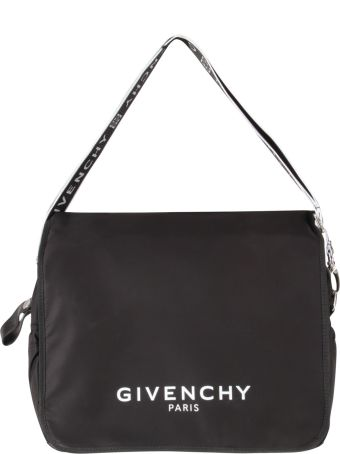 Givenchy Black Changing Bag For Babykids