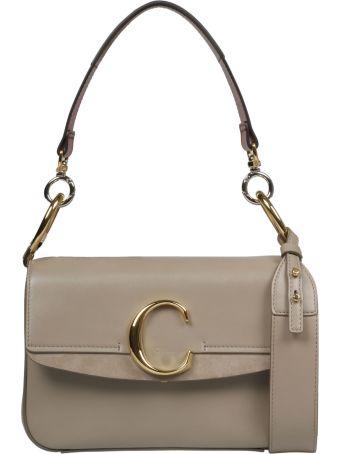 Chloé C Plaque Small Shoulder Bag