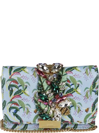Gedebe ' Clicky Paradise Clutch