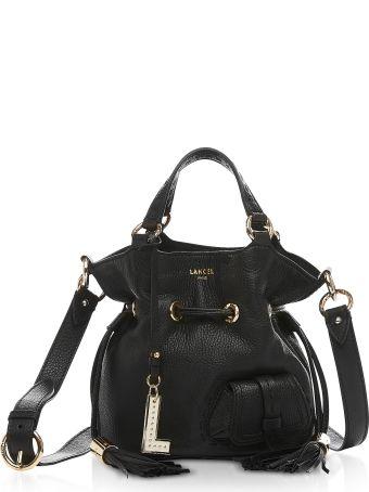 Lancel Premiere Small Leather Bucket Bag
