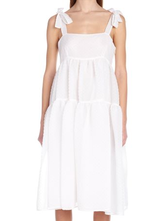 Boutique Moschino 'cloque' Dress