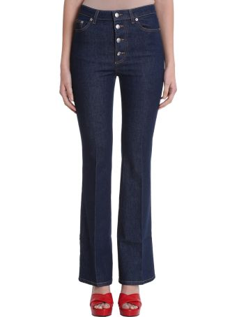 Sonia Rykiel High Waist Denim Jeans