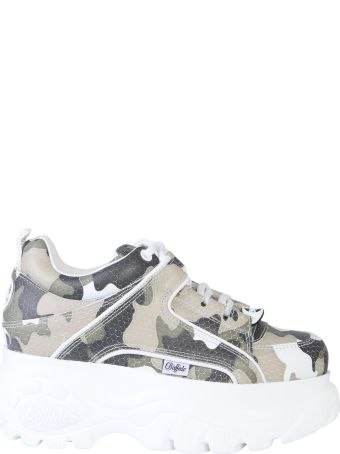 Buffalo Buffalo London Classic Low Sneaker