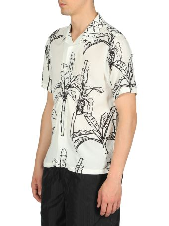 Stussy Banana Tree Shirt