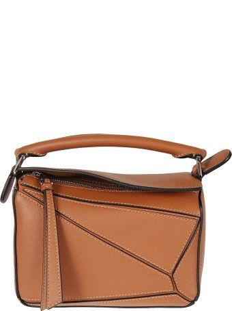 Loewe Mini Puzzle Shoulder Bag