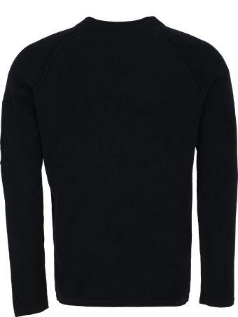 C.P. Company Long Sleeve Crew-neck Sweater