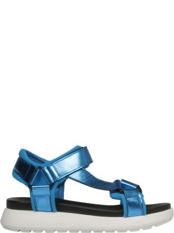 Parosh P.a.r.o.s.h. Touch Strap Sandals
