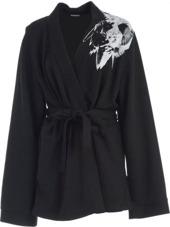 Ann Demeulemeester Belted Cardigan