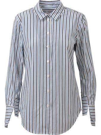 Equipment Essential Striped Shirt
