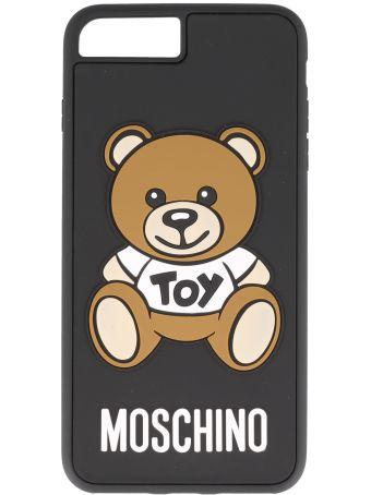 Moschino Iphone 7+/8+ Moschino Teddy Bear Case