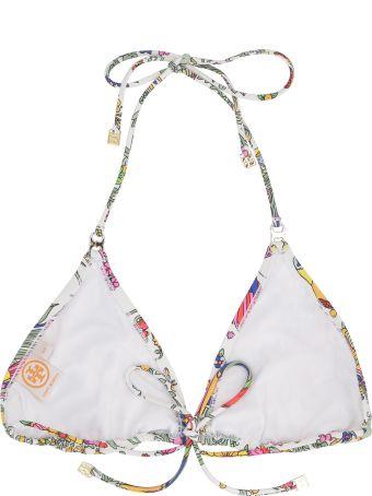 Tory Burch Triangle Bikini Top