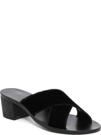 """Ancient Greek Sandals """"thais Block"""" Sandals"""