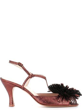 "Lenora Dame Sandals ""samba"""