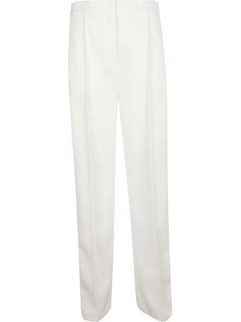 Fendi Logo Stripe Trousers