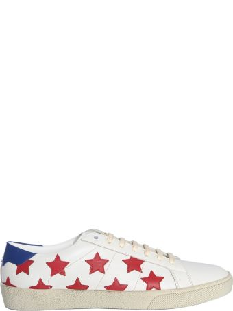 Saint Laurent Court California Sneakers