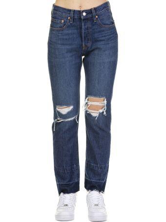 Levi's Levis 501 Cotton Jeans