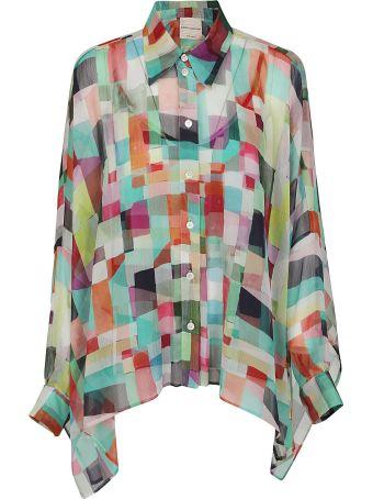 Erika Cavallini Printed Shirt