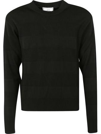 Ami Alexandre Mattiussi Striped Sweater