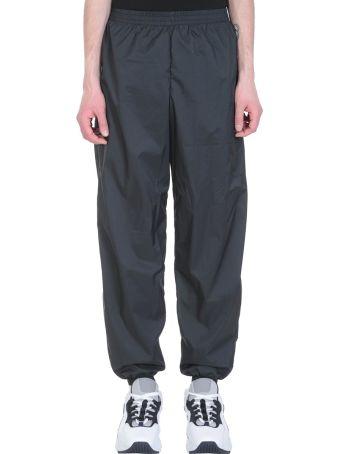 GMBH Jogging Black Nylon Pants