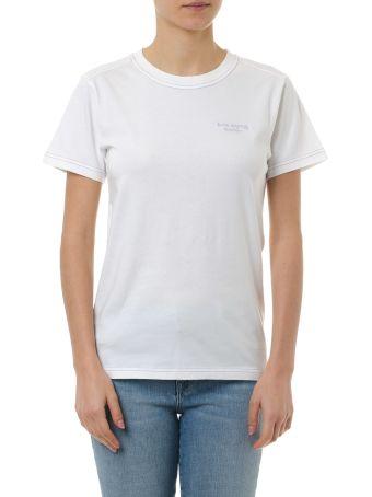 Acne Studios Wanda White Cotton T-shirt