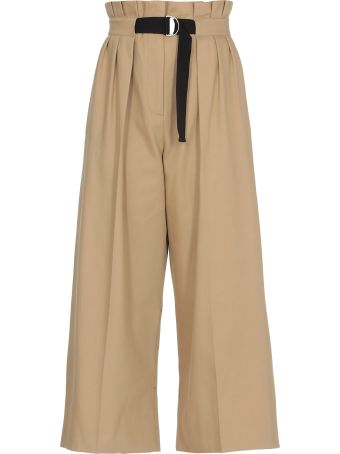 Kenzo Cropped Trouser