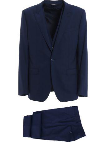 Dolce & Gabbana 2 Pieces Drop 7 Suit