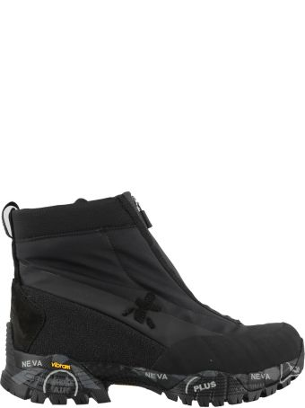 Premiata Zip Ankle Boot