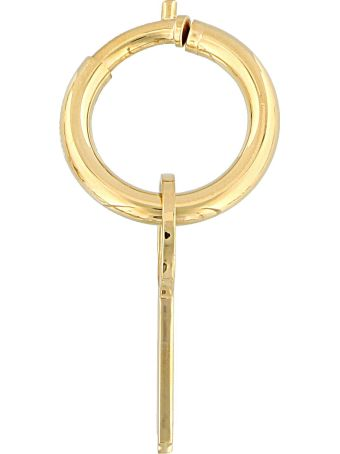AMBUSH Key Hoop Earring