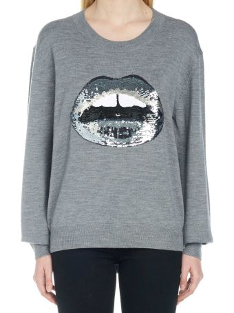 Markus Lupfer 'lara Lip Joey Jum' Sweater