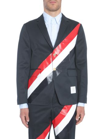 Thom Browne Deconstructed Jacket
