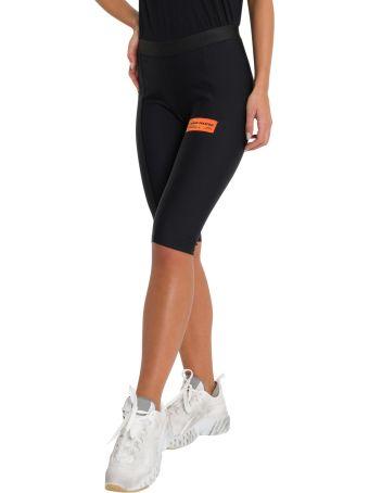 HERON PRESTON Stretch-jersey Biker Shorts