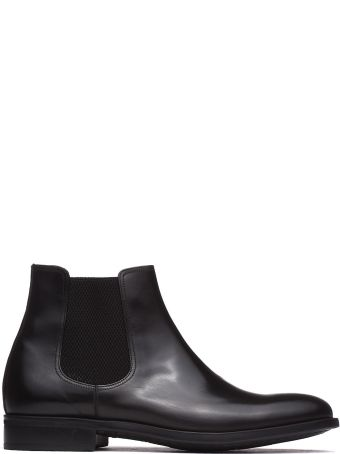 Moreschi Balck Chelsea Boots