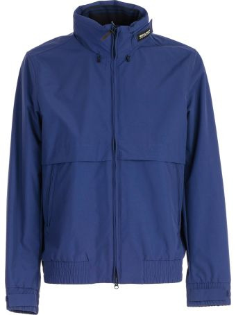 Woolrich Zip-up Casual Jacket