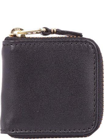 Comme des Garçons Wallet Comme Des Garcons Wallet Classic Zip Around Wallet