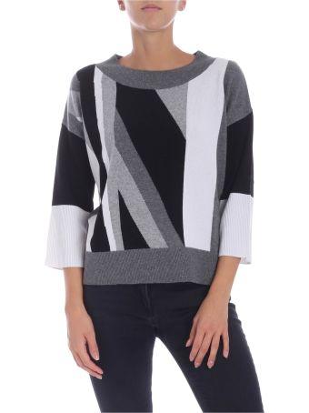 Kangra Geometric Pattern Sweater